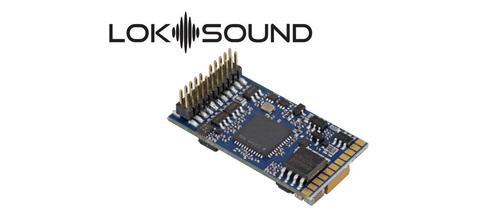 LokSound 5 DCC/MM/SX/M4 PluX22