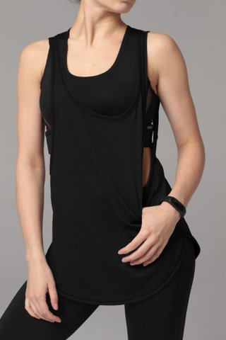 Майка Active Shirt Black