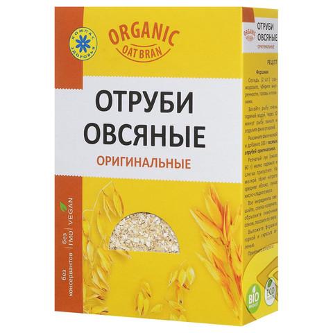 Компас здоровья отруби овсяные без добавок 0,2 кг
