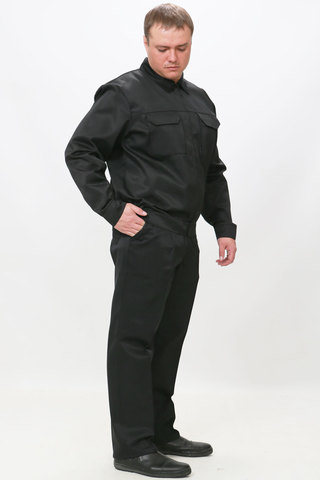 Костюм охранника арт. КО-4 мужской