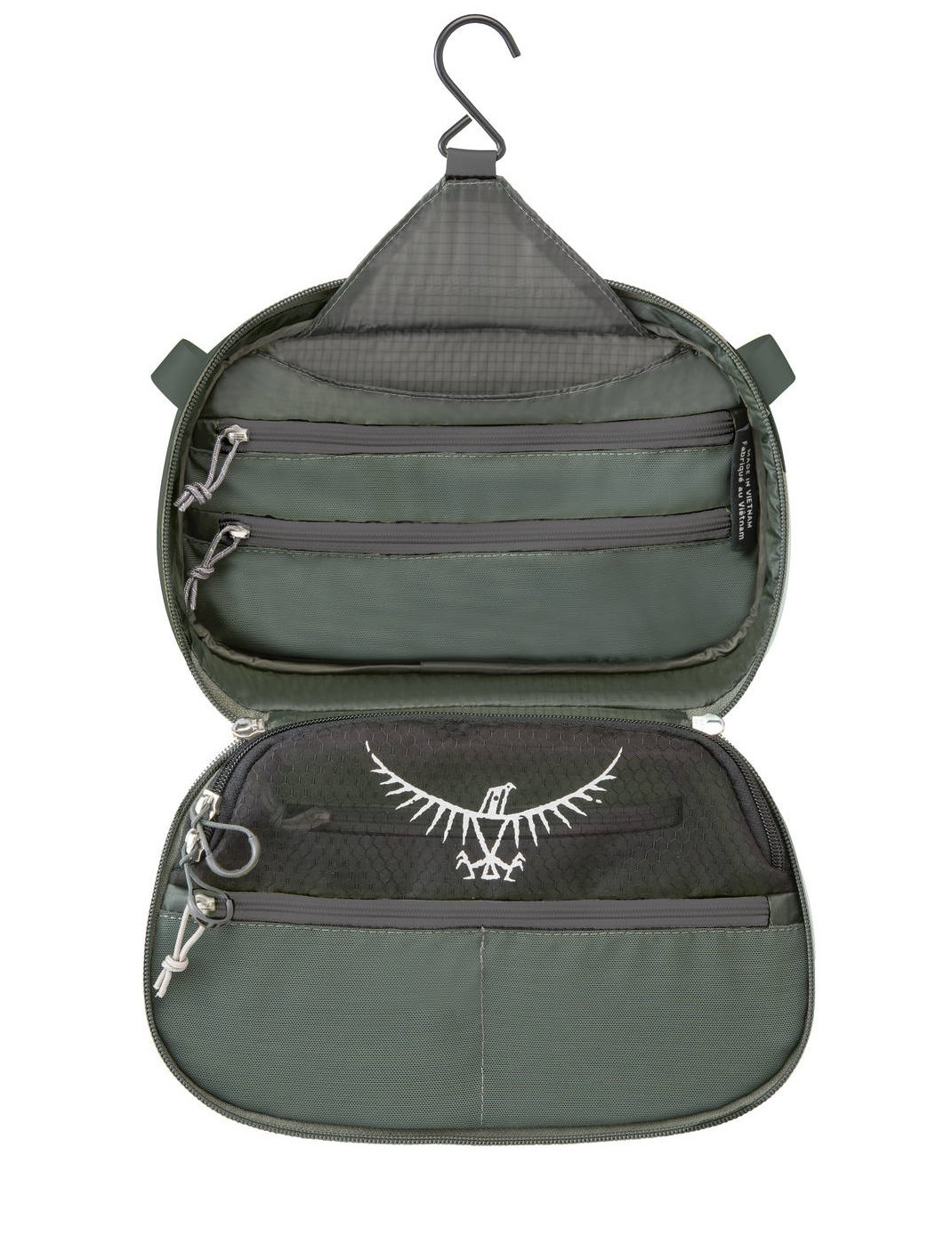 Косметички Косметичка Osprey WashBag Cassette Shadow Gray UL_Washbag_Cassette_F17_Side2_Shadow_Grey_web.jpg
