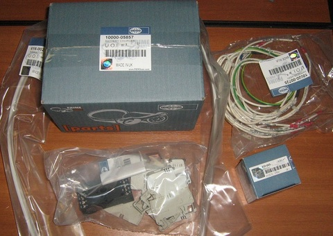 Устройство для подзарядки АКБ с установочным комплектом для PW1.0 / KIT PANEL BCHARG АРТ: PBC5-24VDC
