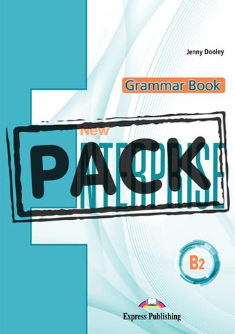 New Enterprise B2 - Grammar Book (with Digibooks App)