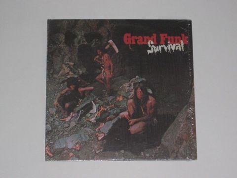 Grand Funk Railroad / Survival (LP)