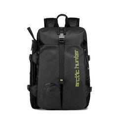 Рюкзак для спорта Arctic Hunter B00391 чёрный