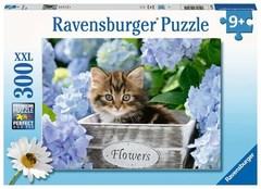 Puzzle Tortoiseshell Kitty 300 pcs
