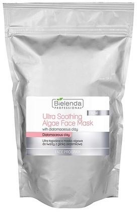MESO MED Ультра смягчающая альгинатная маска для лица диаматовой глиной - доп. упаковка