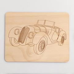 Раскраски деревянные заготовки