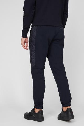 Мужские темно-синие спортивные брюки MIX MEDIA DIAMOND Tommy Hilfiger