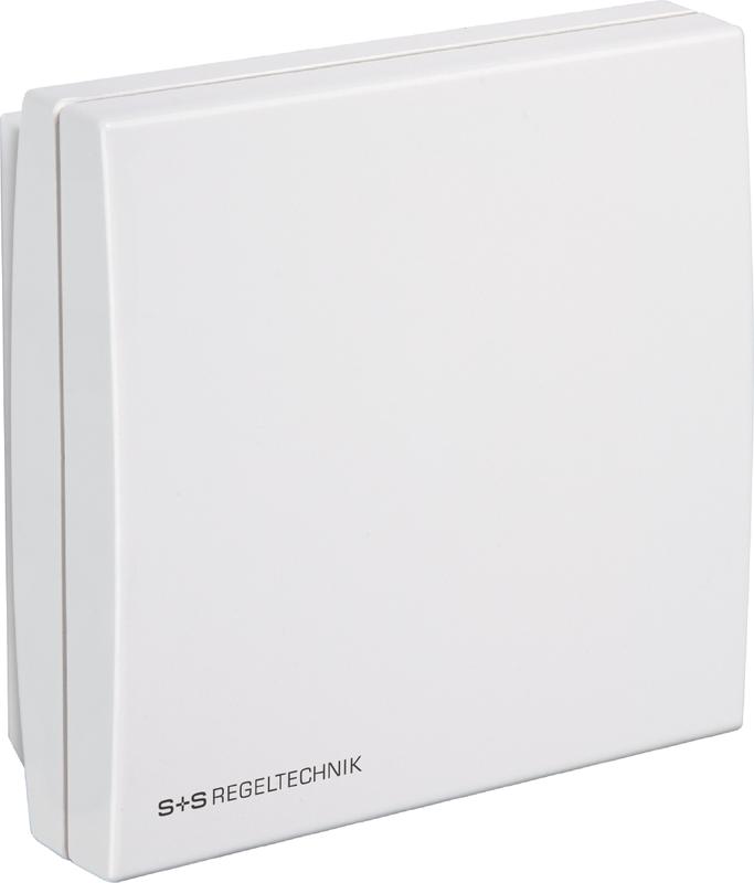 Калибруемый датчик влажности и температуры комнатного типа RFTF-U PT1000