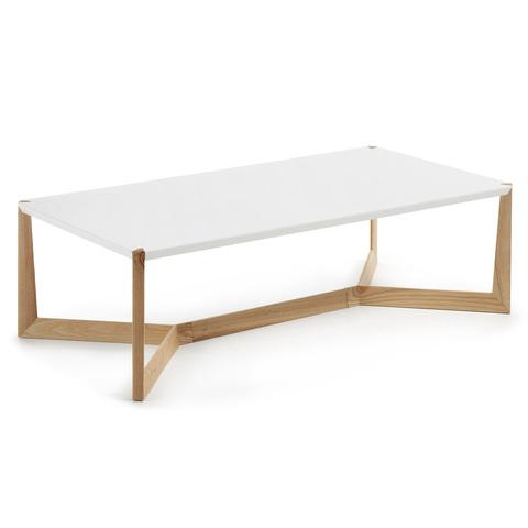 Журнальный столик Duplex белый