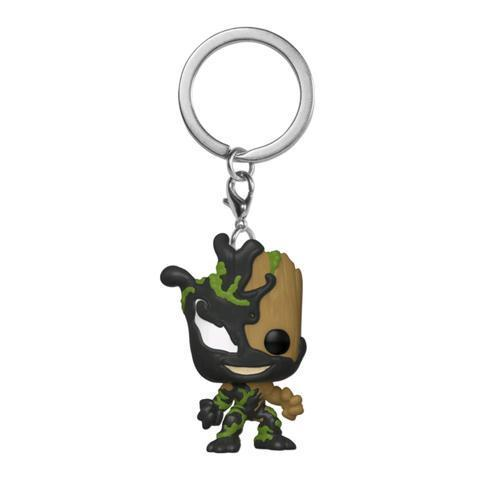 Брелок Funko Pocket POP! Keychain: Marvel Venom: Groot 46464-PDQ