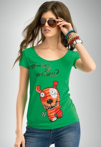 FTR592 футболка женская