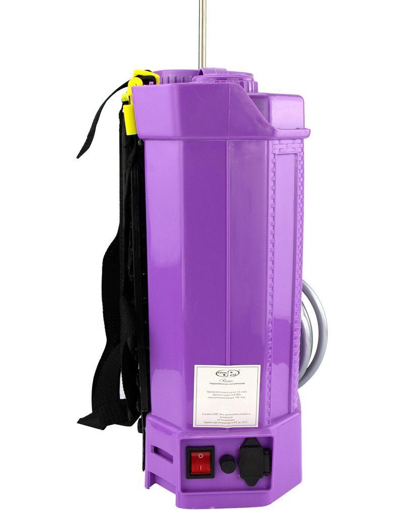 3 Опрыскиватель аккумуляторный Comfort ЭОЭ-16л с регулятором мощности