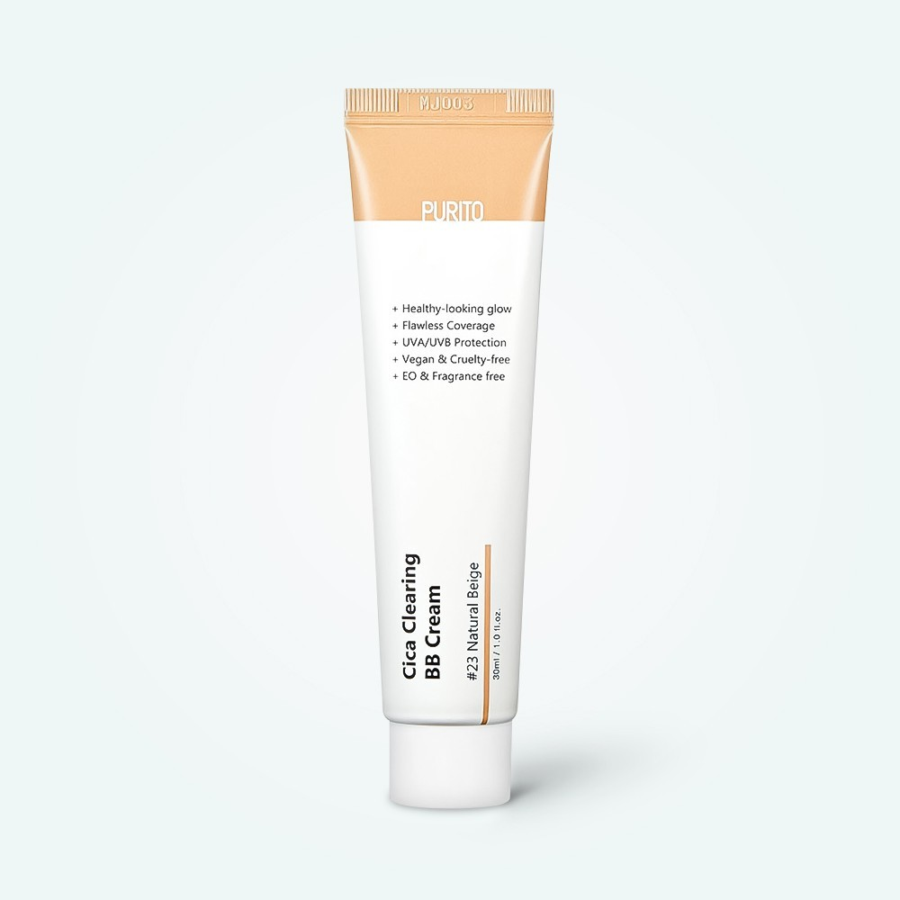 BB крем Purito Cica Clearing BB Cream 23 Natural Beige SPF 38 30 мл