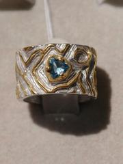 Брида (кольцо из серебра)