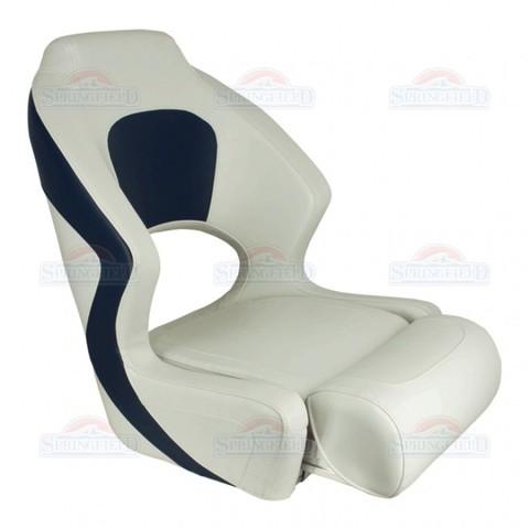 Сиденье мягкое Deluxe Sport, с откидным валиком