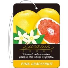 Картонный освежитель воздуха для автомобиля CARALL LUXEAIR 4154 (pink grapefruit)