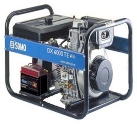Кожух для дизельного генератора SDMO Diesel 6500 TE Auto (5200 Вт)