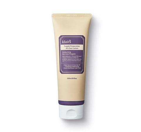 Supple Preparation All Over Lotion