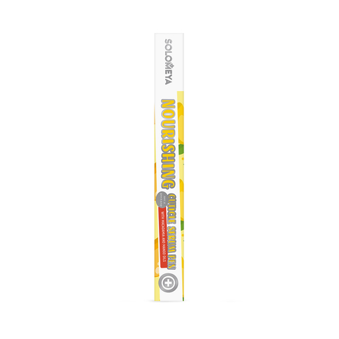 SOLOMEYA | Питательная сыворотка для кутикулы с маслом Макадамии и Манго в карандаше / Nourishing cuticle serum pen with Macadamia and Mango Oils, (2 мл)