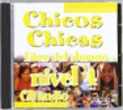 Chicos Chicas 4 - CD Audio