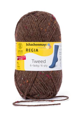 Пряжа Regia Tweed 6-ply 50 гр
