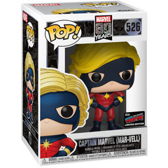 Funko POP! Bobble: NYCC Exc: Marvel: 80th First Appearance: Captain Marvel (Mar-vell) (Exc)