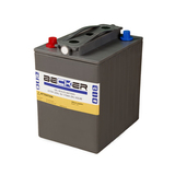 Аккумулятор Becker 3GEL175 (3GL6E) ( 6V 175Ah / 6В 175Ач ) - фотография