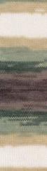 1893 (Белый,беж,олива,зеленый,коричневый)