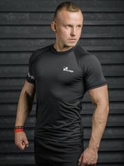 Мужская футболка Olimp Live & Fight Reglan Core Black