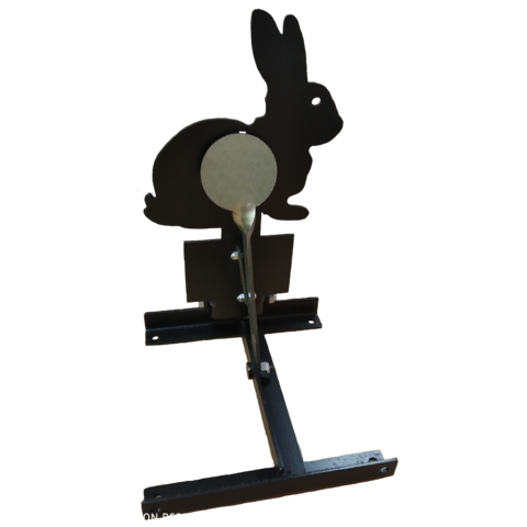Мишень подъёмная Ж4 (металл 3 мм)