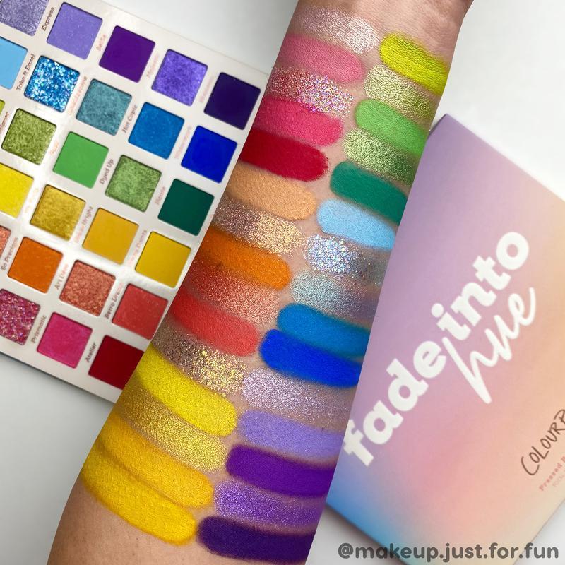 ColourPop It's Hue & Me eye set
