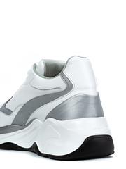 Кожаные кроссовки Iceberg 1687 белые