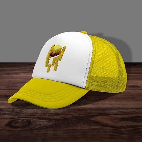 Жёлтая кепка