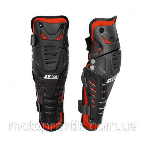 MADBULL KNEE GUARDS 7019 black/red