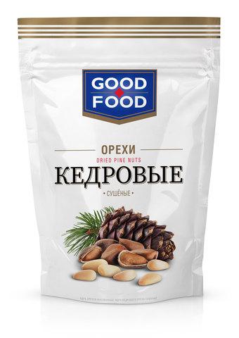 GOOD FOOD Кедровый орех 130 г