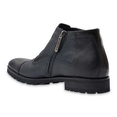 Кожаные ботинки Barcly 25120 на меху