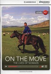 On Move: Lives of Nomads Bk +Online Access