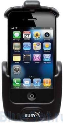 Держатель UNI 8 Take&Talk для  Blackberry 9700, 9780 (BT)