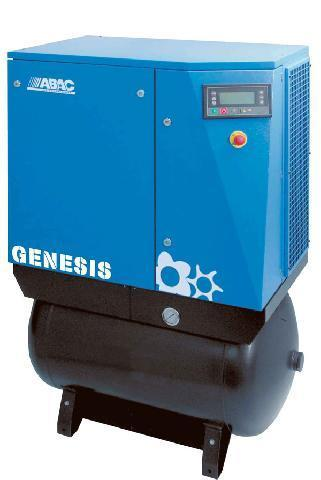 Винтовой компрессор Abac GENESIS 7,5 (10 бар)