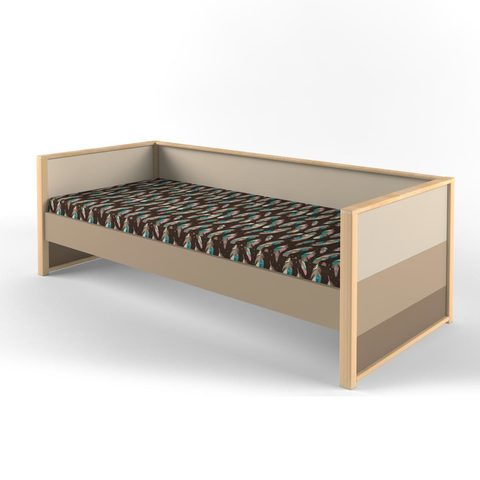 Кроват нижняя 38 попугаев Робин Wood