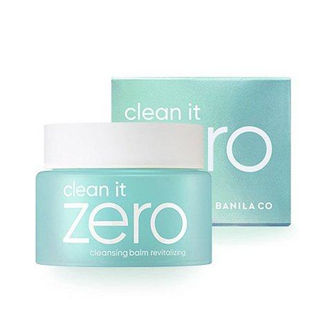 Banila Co Clean It Zero Cleansing Balm Revitalizing освежающий очищающий бальзам для жирной кожи