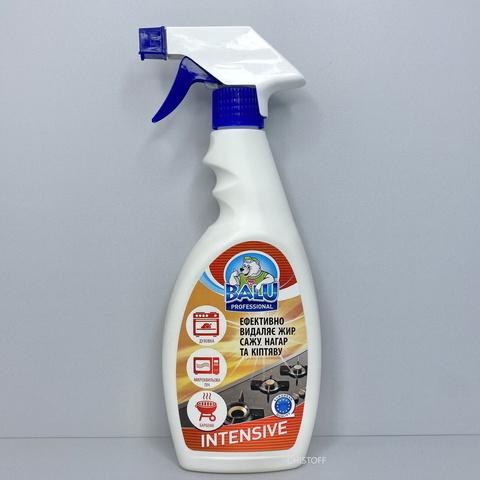 Средство профессиональное для мытья кухни и гриля BALU INTENSIVE 550 мл, с распылителем