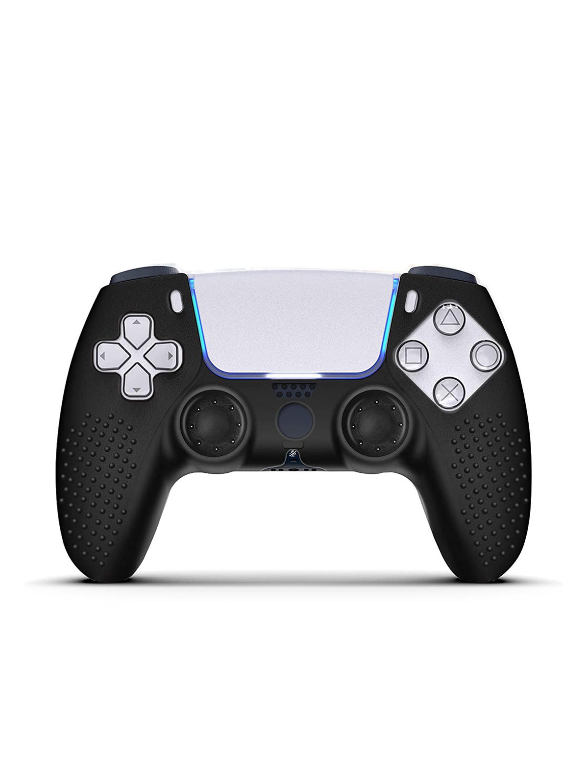 Чехол чёрного цвета для контроллера Dualsense для PS5