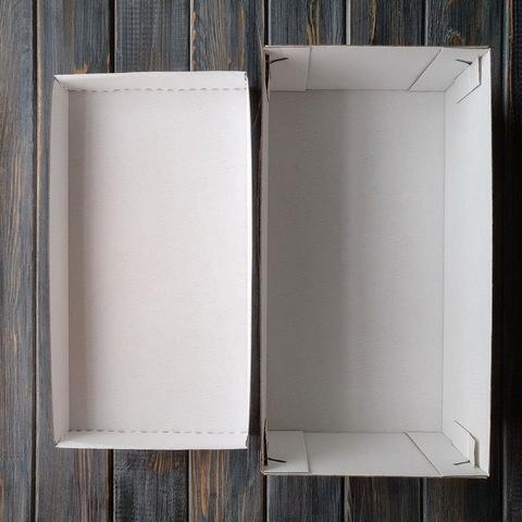 Коробка мгк КРЫШКА-ДНО (305*160*100мм)