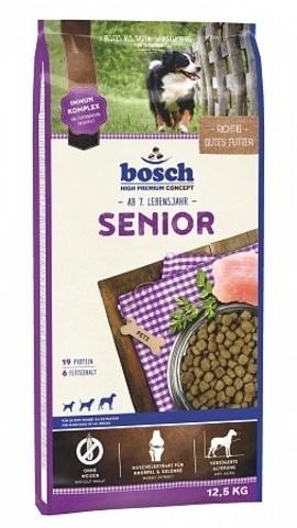 Сухой корм для пожилых собак Bosch Senior 12.5 кг