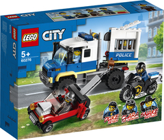 Lego konstruktor City Police Prisoner Transport
