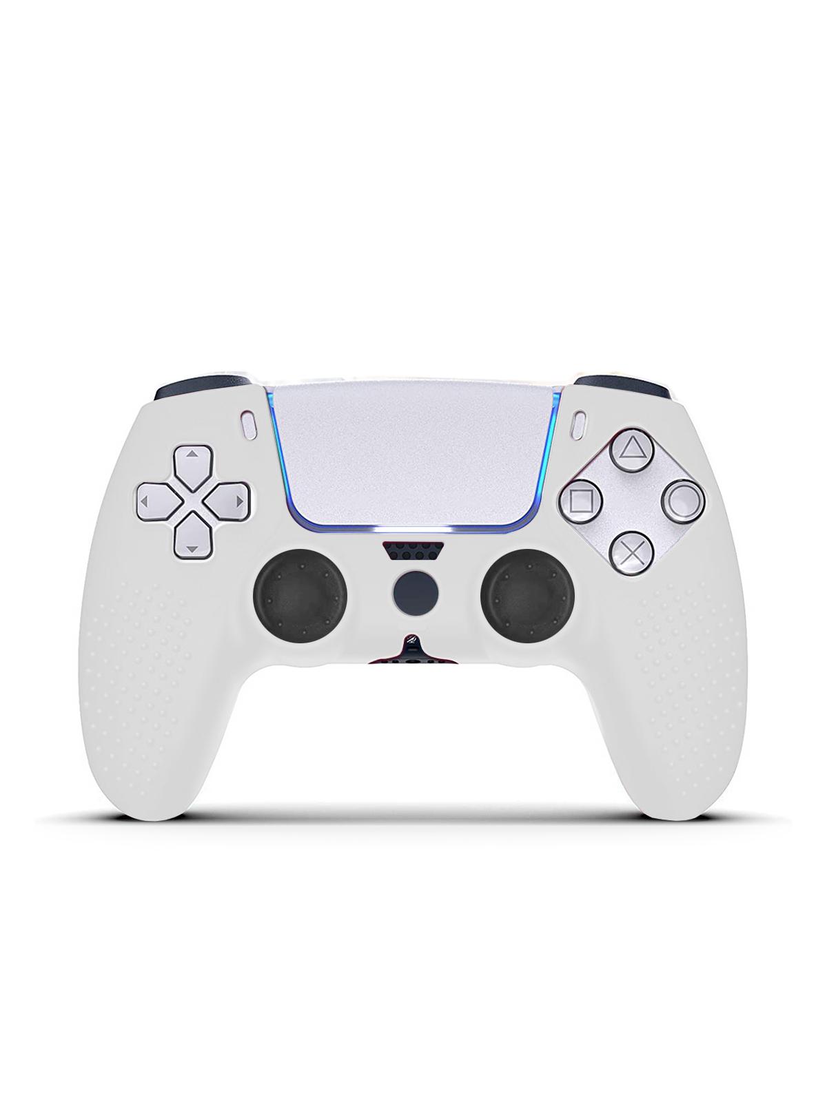 Чехол белый с пупырками для гейпада Dualsense (PS5) купить в Sony Centre