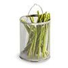 5099 FISSMAN Кастрюля 16 см / 3,5 л со вставкой сеткой,